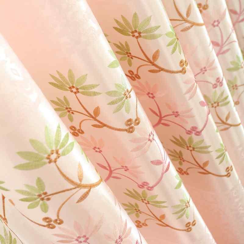 Ткань для штор вышивка 40