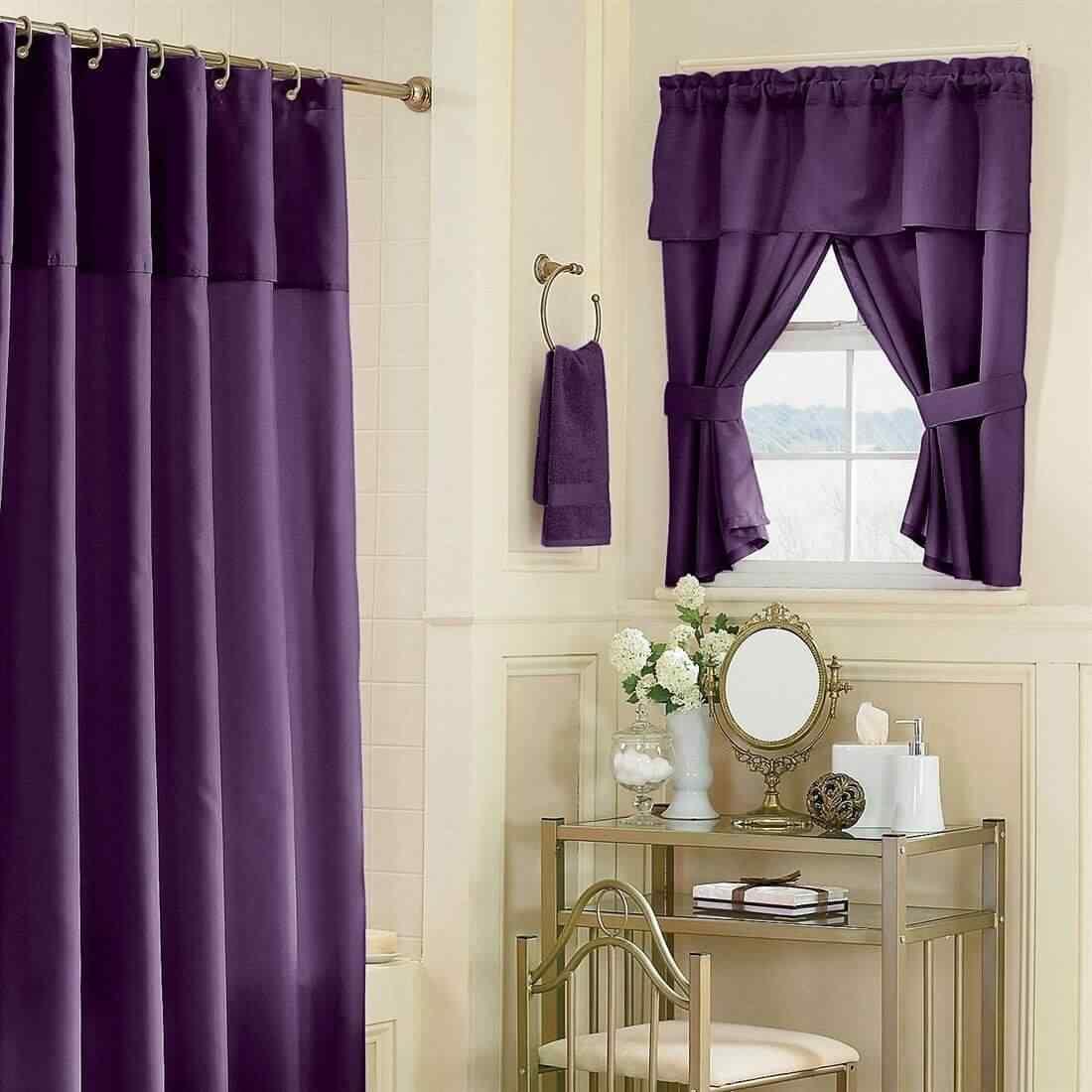 Сшить шторы для ванной своими фото 554