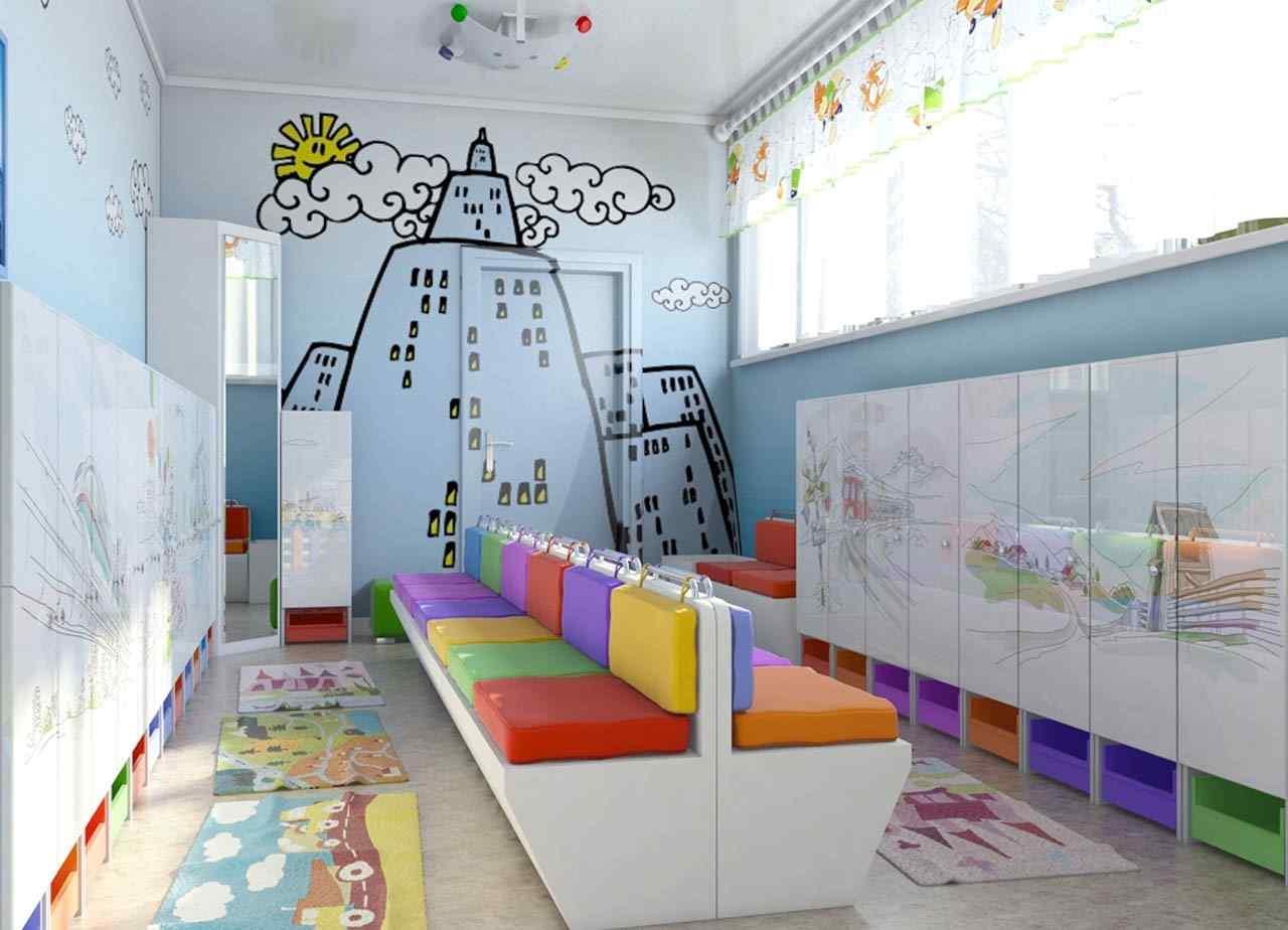 Картинки с дизайном детского сада