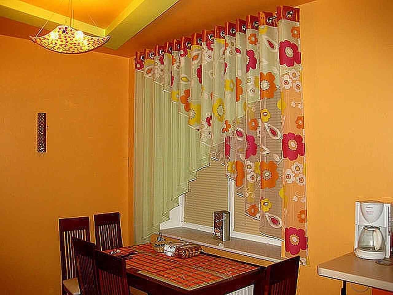 Сшить занавески для кухни красивые 620
