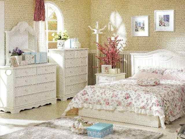 Спальня стиль прованс фото интерьер своими руками 438